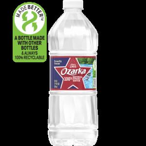 Single 20 oz of bottle water