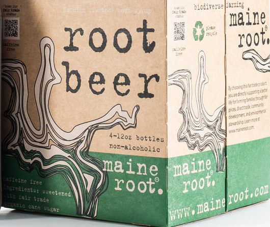 Maine Root Root Beer Drink Freshella Kitchen Dallas Tx